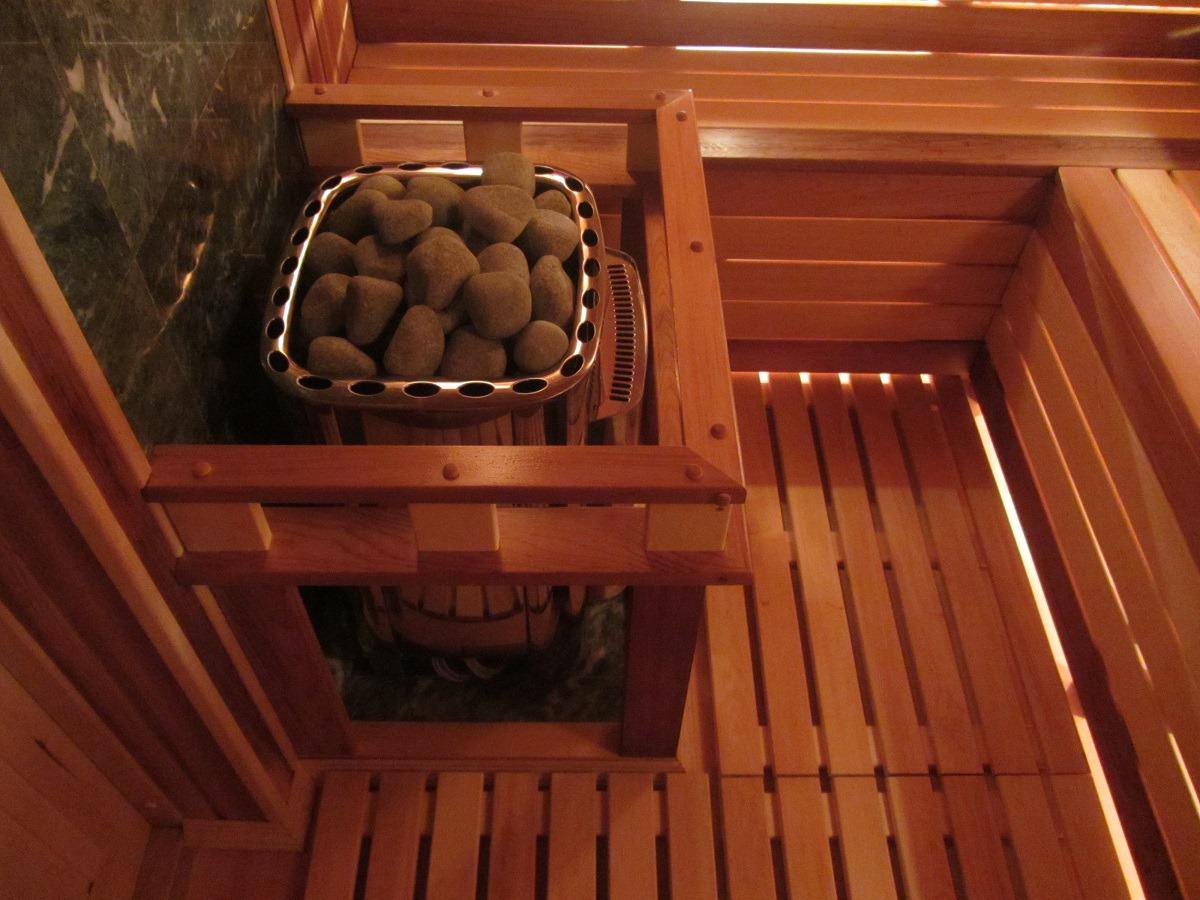 Печь для сауны фото